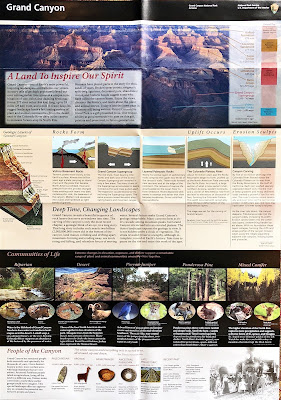 Grand Canyon National Park Overview Maps