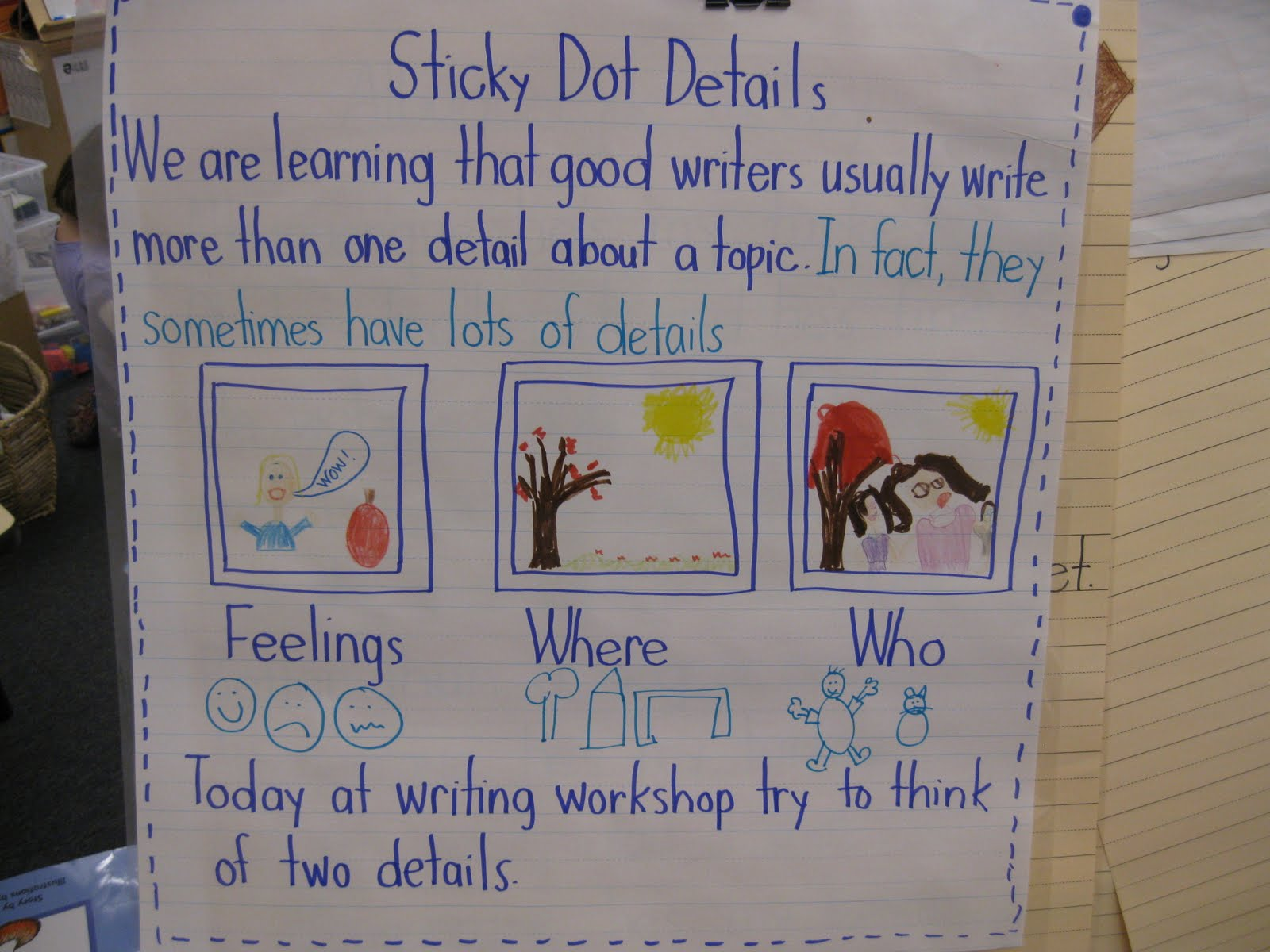 Joyful Learning In Kc Sticky Dot Details