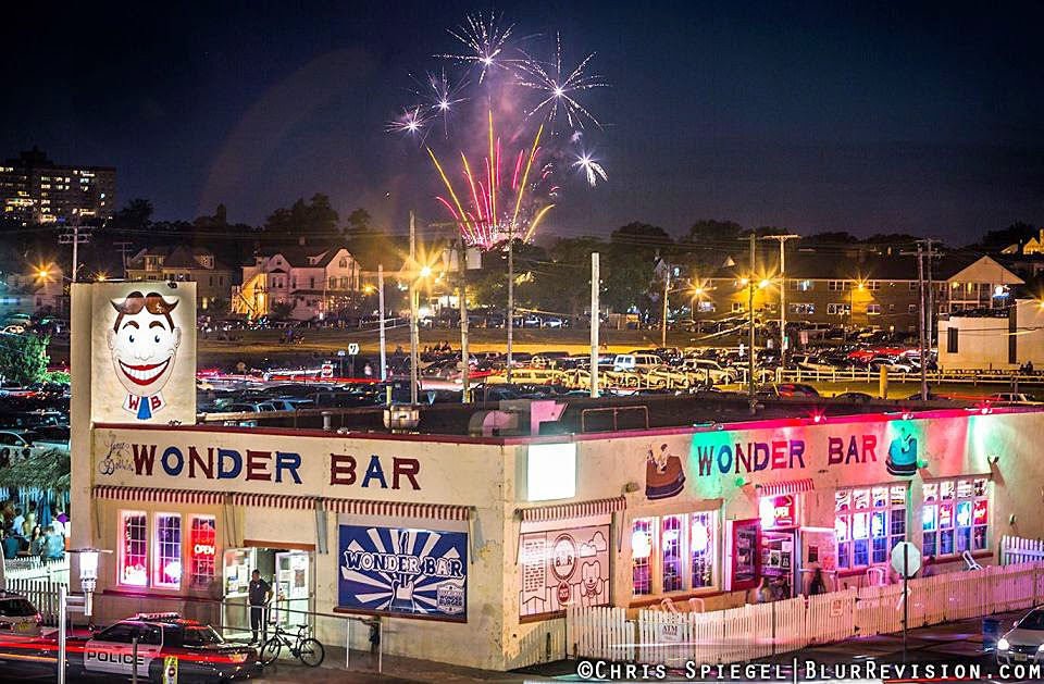 The Wonder Bar in Asbury Park, New Jersey