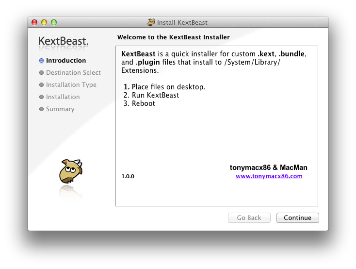 The World According to Slor: Installing Mac OS X Lion 10 7 5 on a