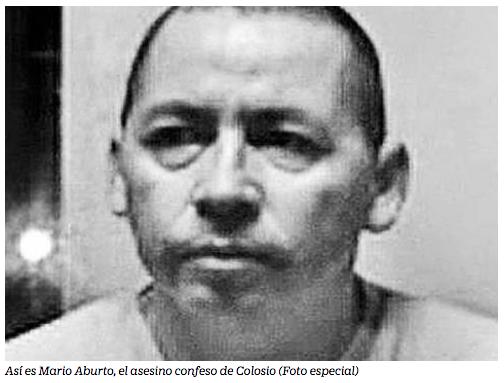 """""""Así esta Aburto 24 años después , el supuesto """"Lobo Solitario"""" que dizque ataco solo a Colosio y lo asesino el mismo que hablo con el mismmo Chapo Guzman en alguna ocasión"""""""