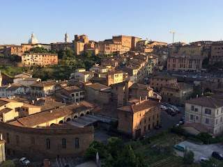 siena old city walls