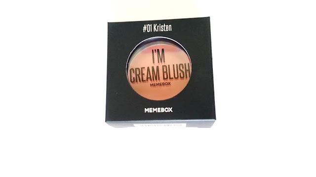 Memebox I'm Cream Blush #01 Kristen