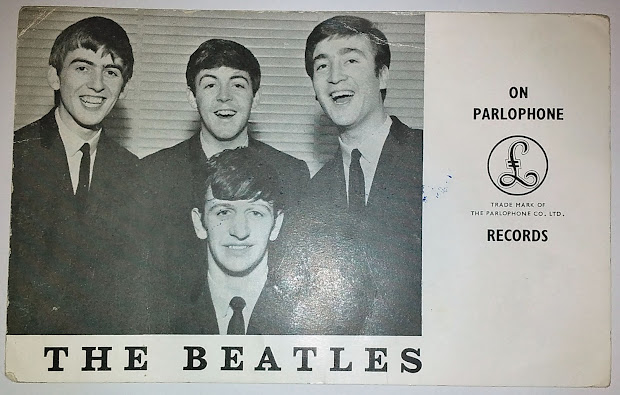 Liverpool Beatles Auction Parlophone Promotional