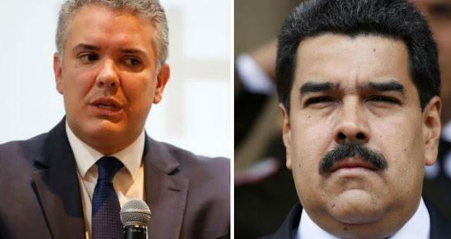 Iván Duque propone acorralar a la Dictadura de Nicolás Maduro