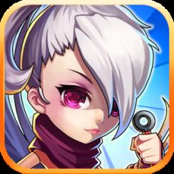Ninja Born of Fire Mod v1.5 APK  Unlimited Gold & Gems Terbaru