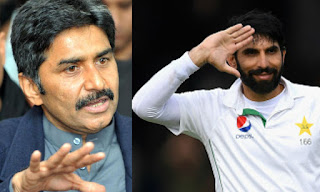 No replacement for misbah says miandad
