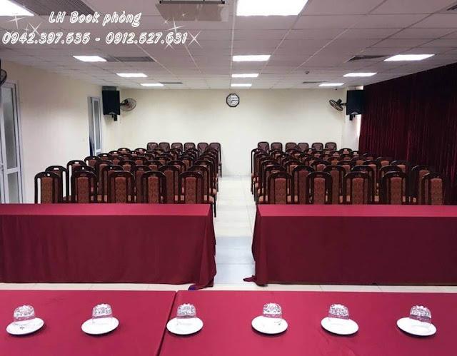 Cho thuê Phòng hội thảo đẹp tại Duy Tân, Cầu Giấy  0942.397.535 - 0912.527.631