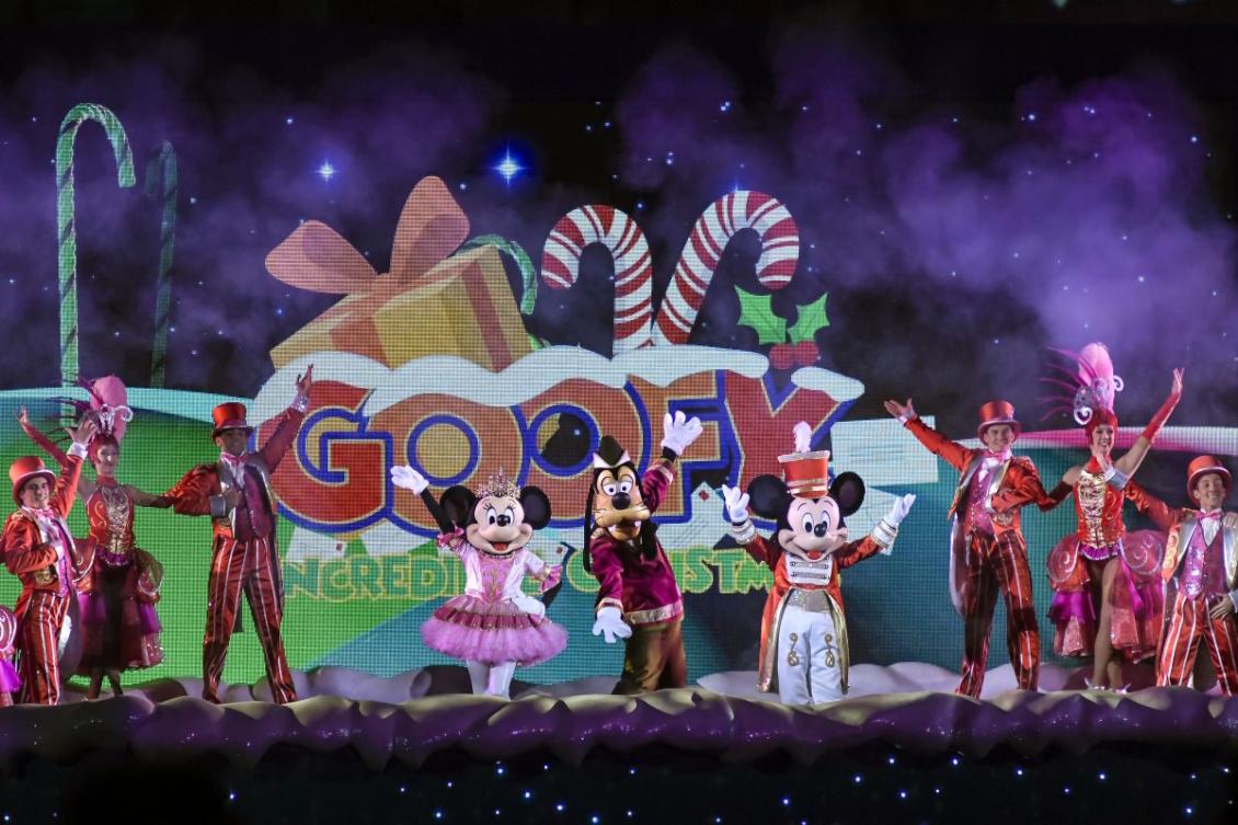 Disneyland Paris - Märchenhafte Weihnachtszeit 2019 - Goofy's Incredible Christmas