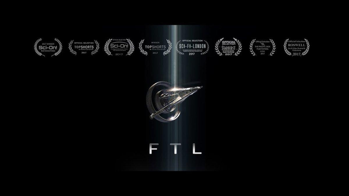 Videos: The Sci-Fi Short Film FTL