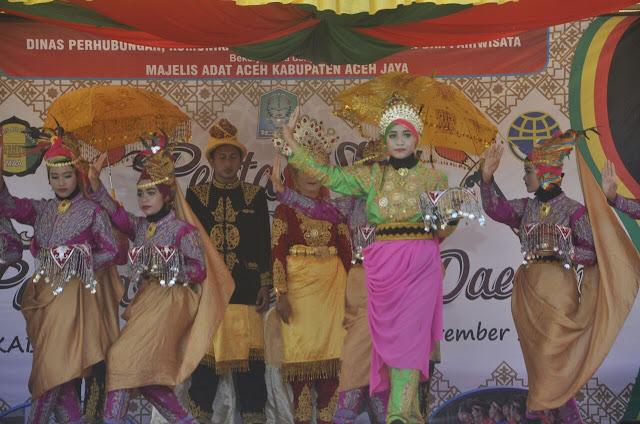 Aceh Jaya Gelar Pentas Seni