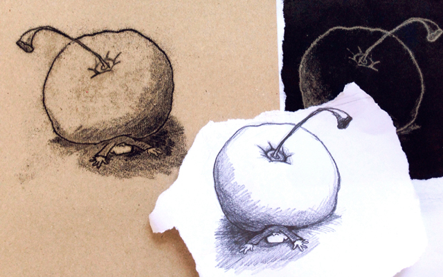 Monotype. Course in Sarmede with Linda Wolfsgruber