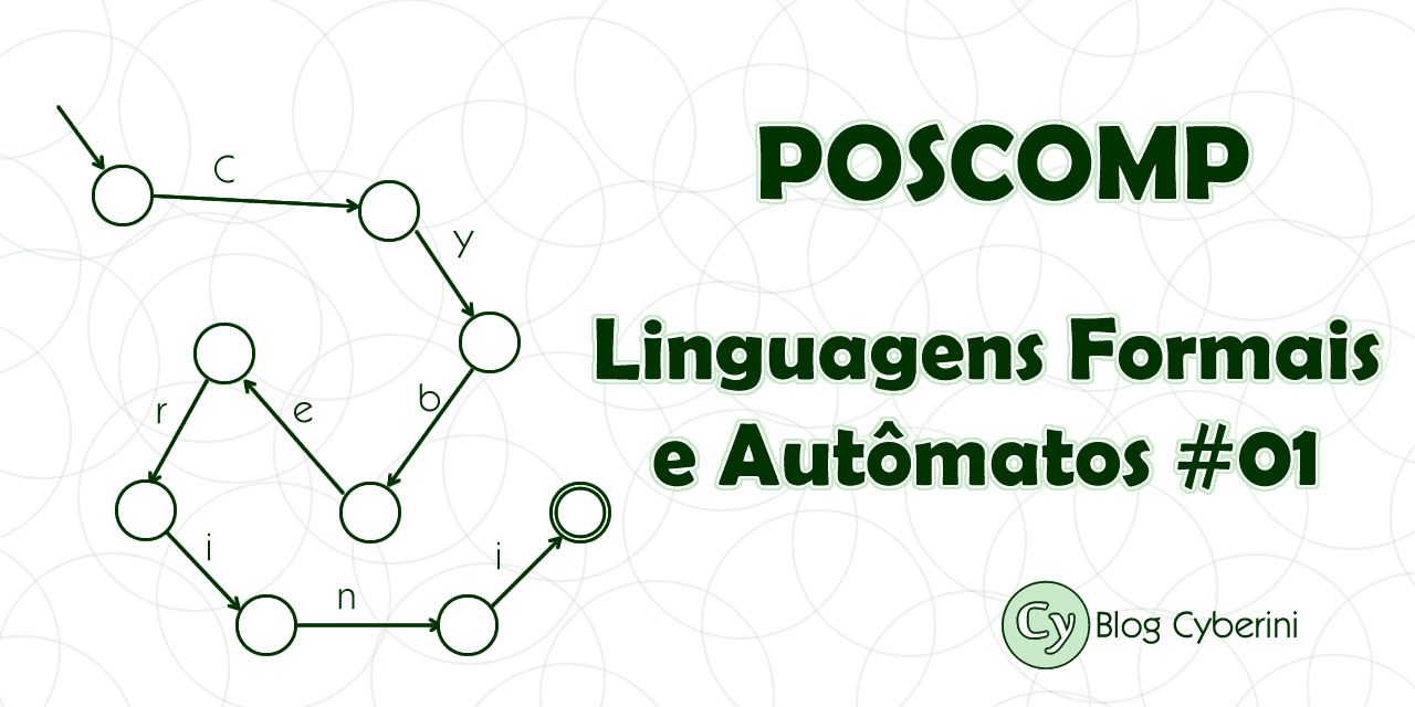 POSCOMP linguagens formais e autômatos