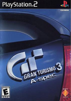GRAND TURISMO 3 (PS2)