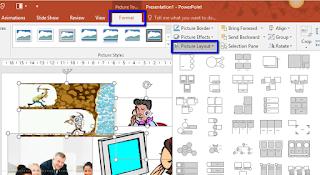 Cara input Gambar yang Benar dalam Membuat Presentasi PowerPoint