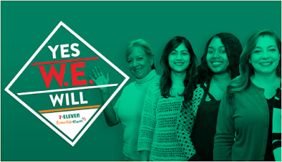 7-Eleven Women's Franchise Initiative Competition