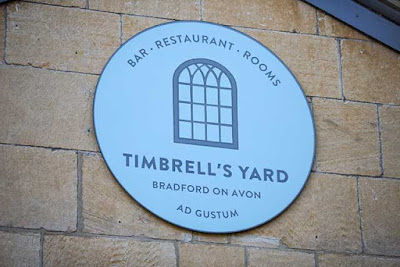 Timbrell's Yard, Bradford on Avon.
