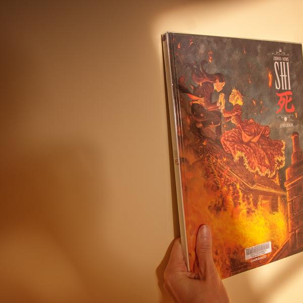 Shi, tome 2, Le roi démon, Zidrou et Homs