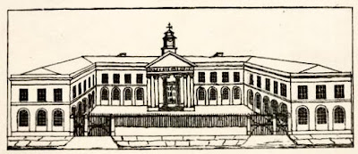 The New Asylum for Female Orphans 1826 from The History   and Antiquities of the Parish of Lambeth by T Allen (1827)