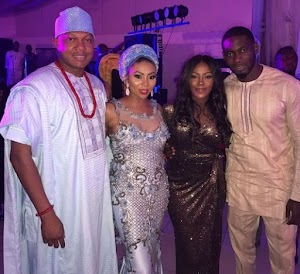 Tiwa Savage &  CuteHusband Seen Together First Time Since Marriage Separation