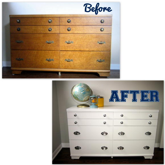 Refurnished Dresser