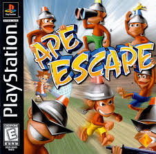 Free Download Games Ape Escape Games PSX ISO Untuk Komputer PC Games Full Version ZGASPC