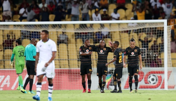 Kaizer Chiefs returned to winning ways as they beat struggling Platinum Stars 1-0