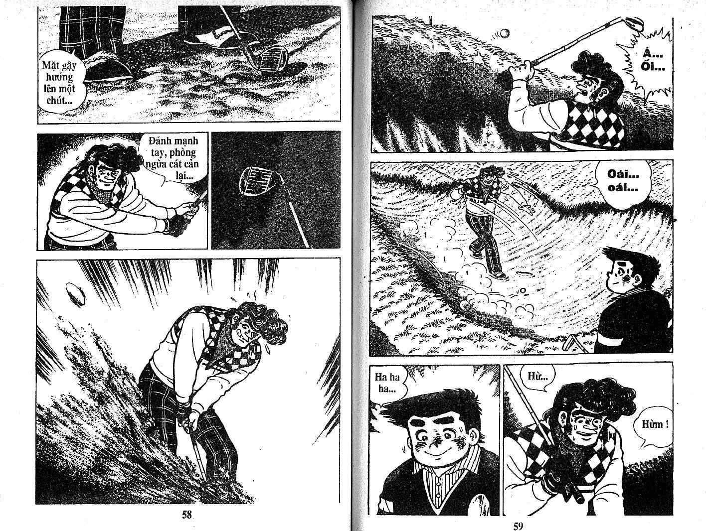 Ashita Tenki ni Naare chapter 24 trang 27