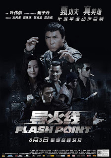 Flash Point (2007) Hindi Dual Audio BluRay | 720p | 480p