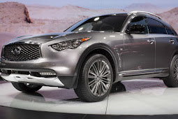 Infiniti kills off QX70 crossover to the focus on QX50