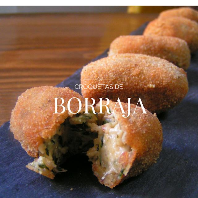Croquetas de borraja - Morrico Fino