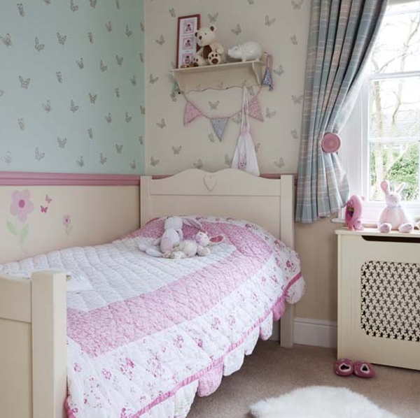 Pastel Colors Kids Room: Inspiring For Decoration: Pastel Is The Perfect Color