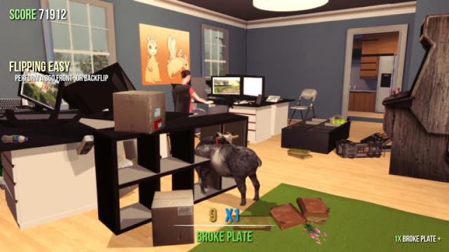 goat simulator free game