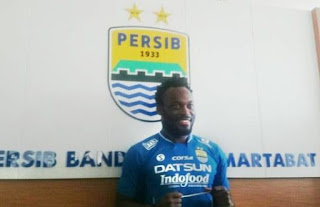 Rekrut Essien, Nama Persib Bandung Mendunia