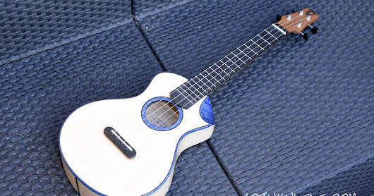 Antica Ukuleleria Moderno Tenor Ukulele - REVIEW