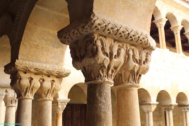 Claustre de Santo Domingo de Silos, Burgos, Art romànic, Castilla y León