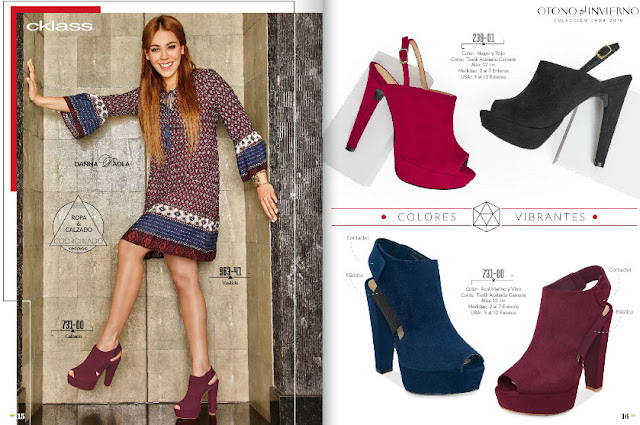 zapatos de moda para las damas cklass