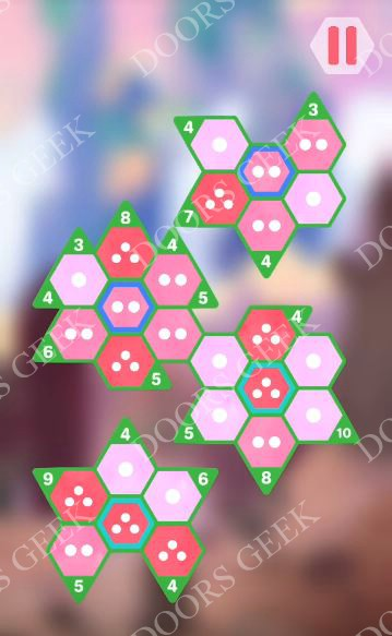 Hexologic Level 45 Solution, Cheats, Walkthrough for android, iphone and PC Steam