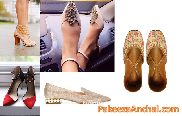 Stylish Shoes for your Feet, Shoe Styles for Girls (Video)
