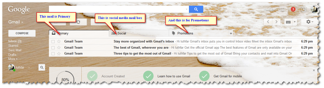 How to Sign Up Gmail8