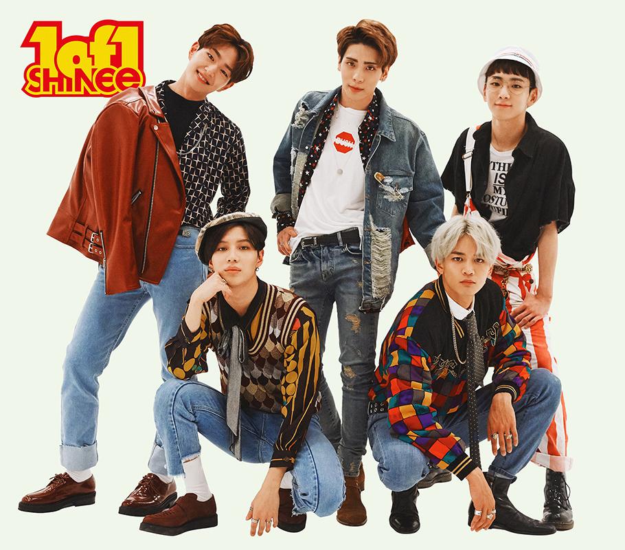 SHINee Korean Boy Group