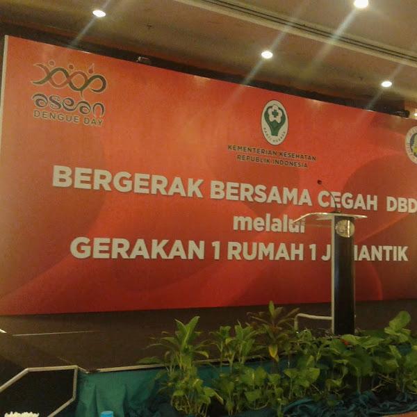 Cegah DBD dengan 1 Rumah 1 Jumantik dan Portal Edukasi Dengue Mission Buzz Barometer