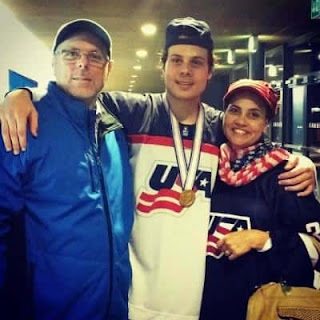 Auston Matthews Parents Brian And Ema Now