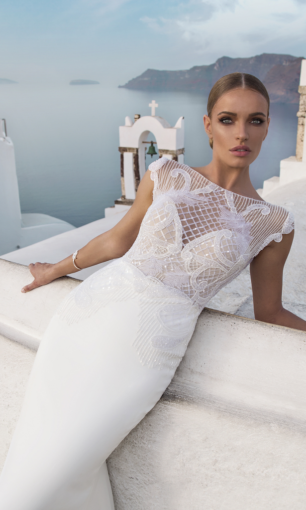 ByElisabethNL: Gorgeous bridal gowns from Julie Vino - Santorini ...