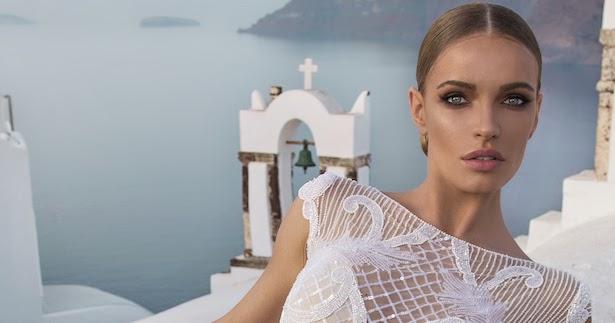 ByElisabethNL: Gorgeous bridal gowns from Julie Vino - Santorini ...