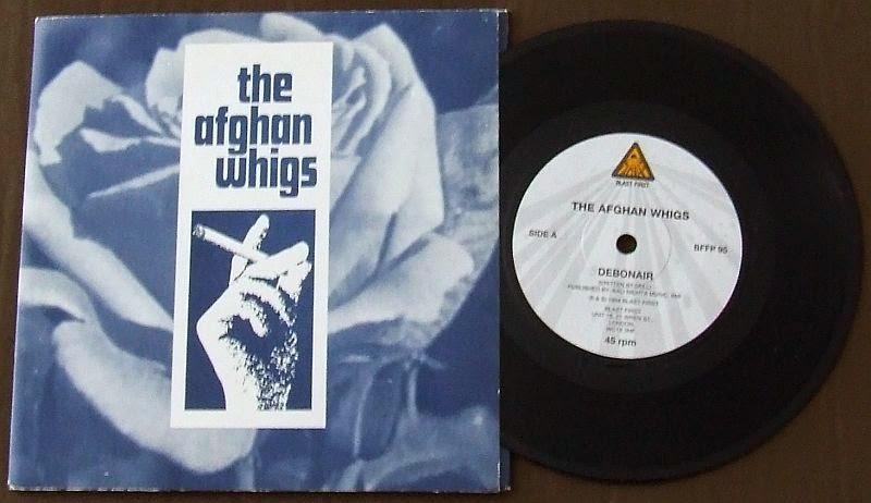 The Fine Vinyl: The Afghan Whigs - Debonair [7
