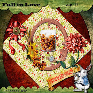 Fall In Love freebie