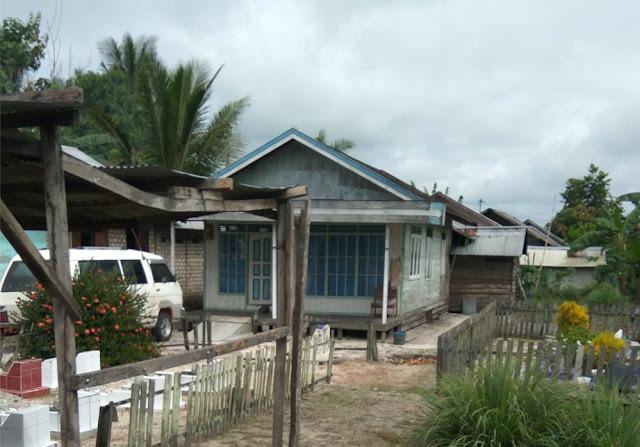 Rumah daerah Banjar
