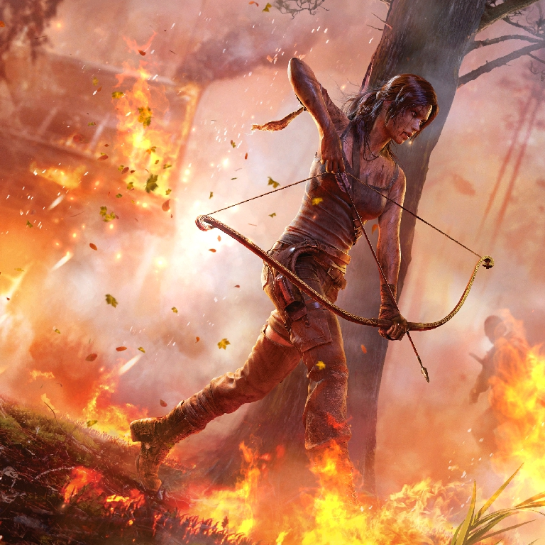Tomb Rider Wallpaper: Tomb Raider Wallpaper Engine