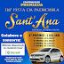 Vem ai a 118ª festa da padroeira Sant' Ana  em Laranjeiras do Sul